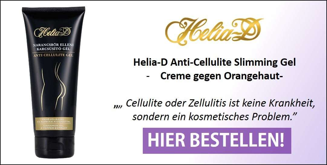 helia d anti cellulite slimmin gel creme gegen orangenhaut vitalkosmetik. Black Bedroom Furniture Sets. Home Design Ideas